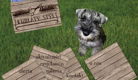KudlatyStyl.pl - Salon pielęgnacji zwierząt