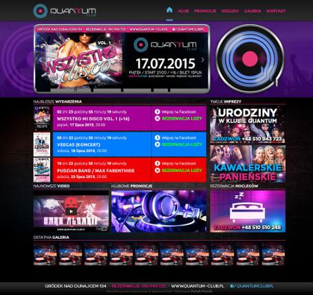 QuantumClub.pl - Klub muzyczny